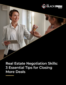 Real Estate Negotiation Skills 3 Essential Tips for Closing More Deals Cover